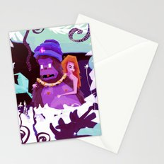 Wild and wicked Stationery Cards