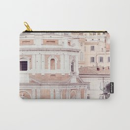 Pale Rome Carry-All Pouch