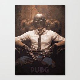 Pubg Canvas Print