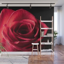 Flower Photography by Mike Wall Mural