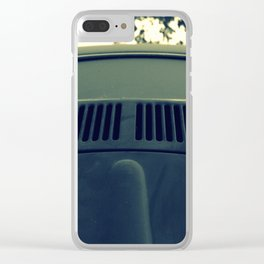 Bug's Eye View Clear iPhone Case
