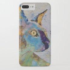 Sphynx Cat iPhone 7 Plus Slim Case