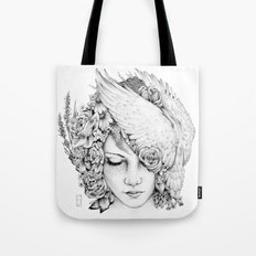 Everything Was Blooming Tote Bag