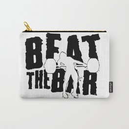 Beat The Bar Carry-All Pouch