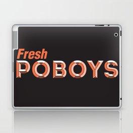 Fresh Poboys Laptop & iPad Skin