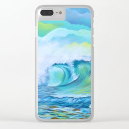 Wave 2.7 Clear iPhone Case
