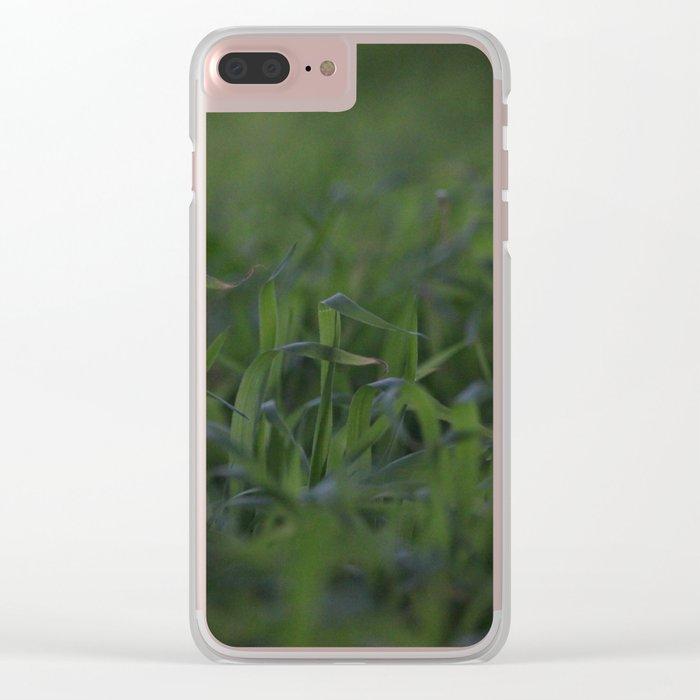 Peaceful Dreams Clear iPhone Case