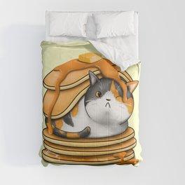 Kitty Pancakes Comforters