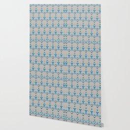 Erdrick's Equipment - Light Grey Wallpaper