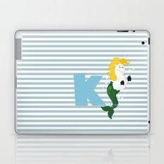 k for kelpie Laptop & iPad Skin