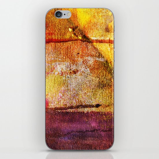 Refined by Fire iPhone Skin