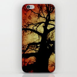 Tree Moon iPhone Skin