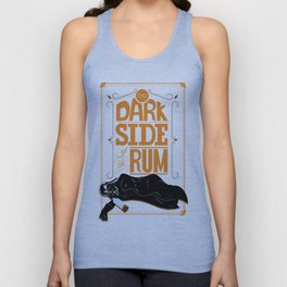 come to the dark side we have parties Unisex Tank Top