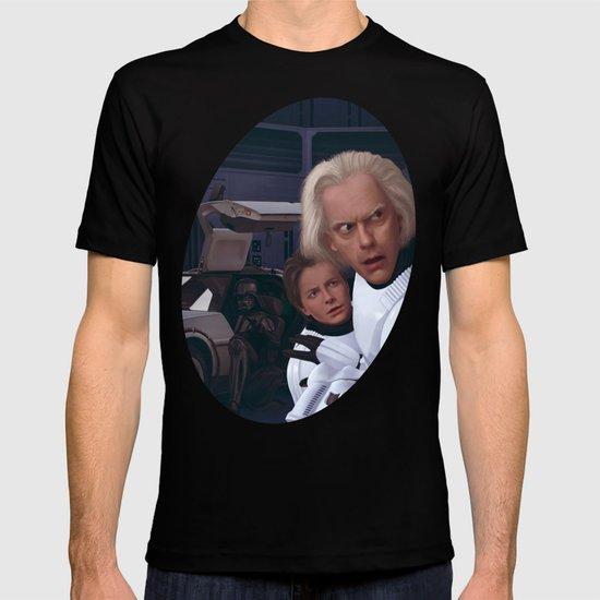 I Find Your Lack Of Jiggawatts Disturbing T-shirt