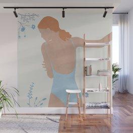 Summer Morning I Wall Mural