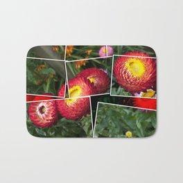 Helicrysum flower Bath Mat