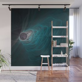 Marble in Water Wall Mural