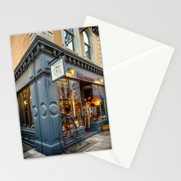 Penny Farthing Shop Stationery Cards