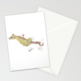 Japanese Seahorse Stationery Cards