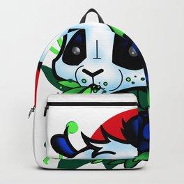 Baby Girl and Boy Pandas Backpack