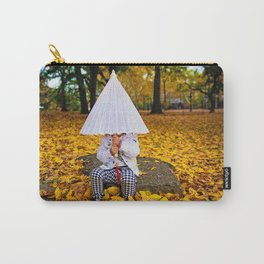 Girl with a Parasol Carry-All Pouch