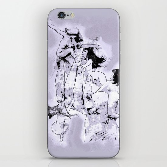 Famous Hand iPhone & iPod Skin