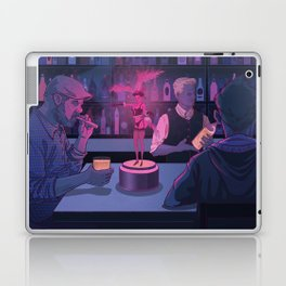 Tomorrow is Promised to No One Laptop & iPad Skin