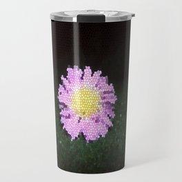 Small Flower #3 Travel Mug