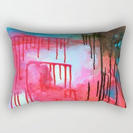 Midnight Soiree Rectangular Pillow