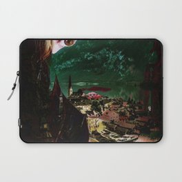 Forest Shroud Laptop Sleeve