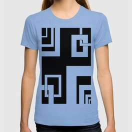 Geometric Abstract Design - Project 4.2 T-shirt