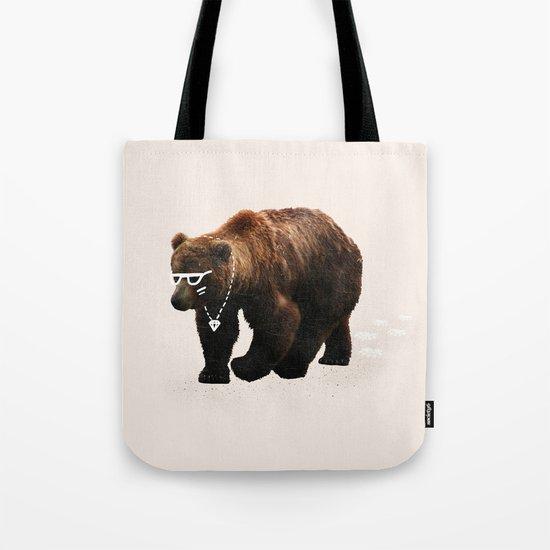 Kodiak Arrest Tote Bag