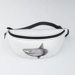 Ocean Sunfish (Mola mola) Fanny Pack