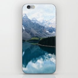 Rocky Reflection iPhone Skin