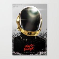 Daft Punk I Canvas Print