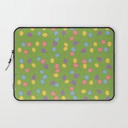 Multi Colored Balloon Pattern Laptop Sleeve