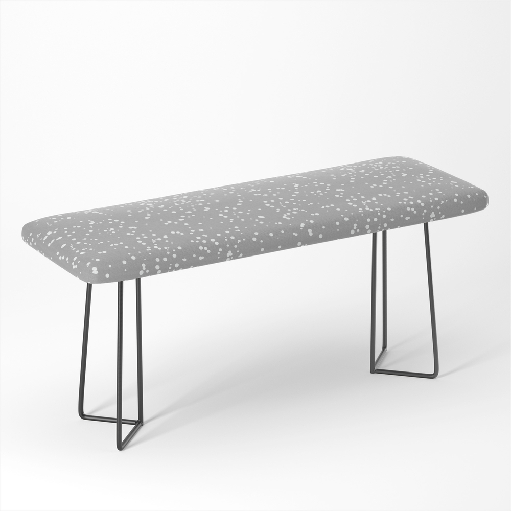 Flurry,_Gray_Snowstorm_Pattern_Bench_by_context
