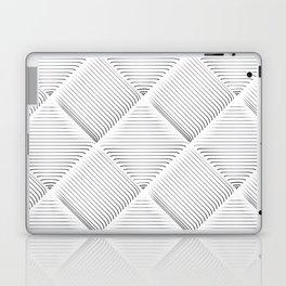 Diagonal Stripes Background 12 Laptop & iPad Skin