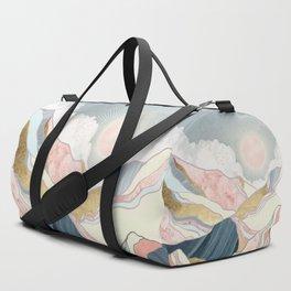 Spring Morning Duffle Bag