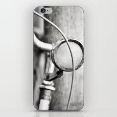 Bicycle B/W iPhone & iPod Skin
