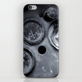 Vehicle Dials in Dust iPhone Skin