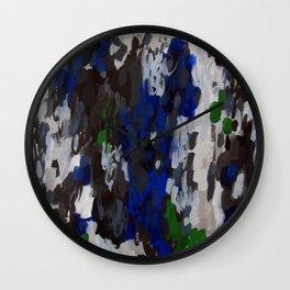 No. 69 Modern Abstract Painting Wall Clock