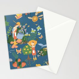 Gardening Party Stationery Cards