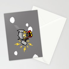 Thor QiQi - hammer hammer hammer.... Stationery Cards