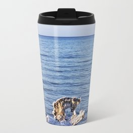 Something on the Beach Travel Mug