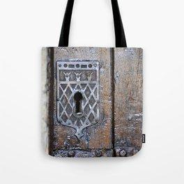 The Lock, Oxford Tote Bag