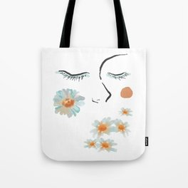 Daisy and Her Tote Bag