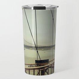 Hudson River Travel Mug