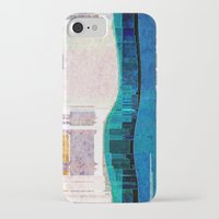 cityscape iPhone & iPod Cases featuring CITYSCAPE by Catspaws