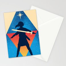The Legend... Stationery Cards